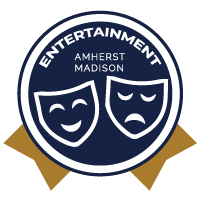 Entertainment Badge | Amherst Madison