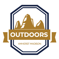 Outdoors Badge | Amherst Madison