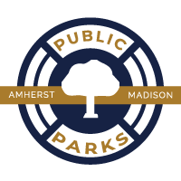 Public Parks Badge | Amherst Madison