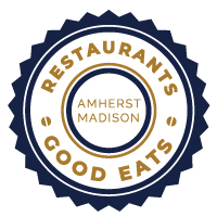 Restaurants | Good Eats Badge | Amherst Madison