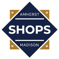 Shops Badge | Amherst Madison