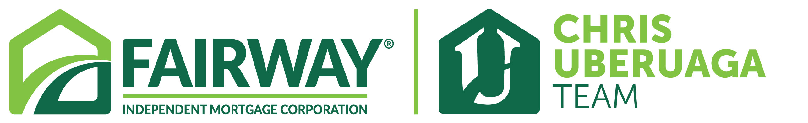Chris Uberuaga | Fairway Independent Mortgage Corporation | Logo