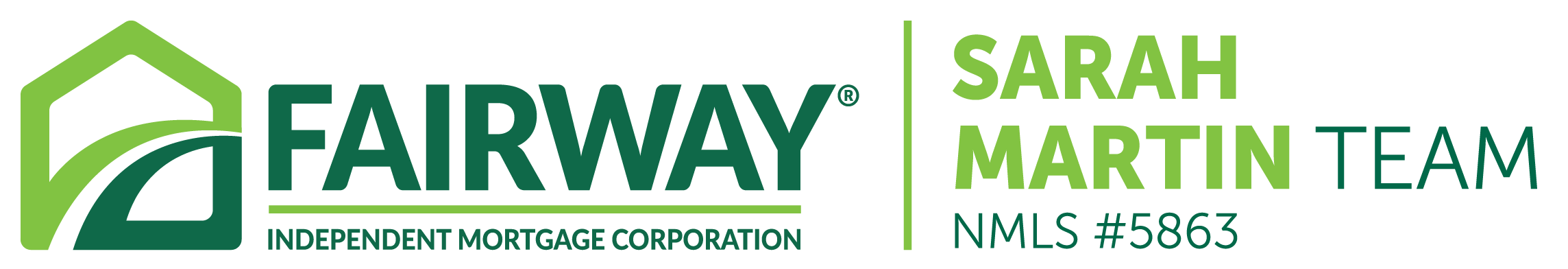 Sarah Martin | Fairway Independent Mortgage Corporation | Logo