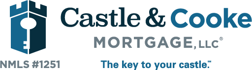 Castle & Cooke Mortgage, LLC | The key to your castle. | Logo