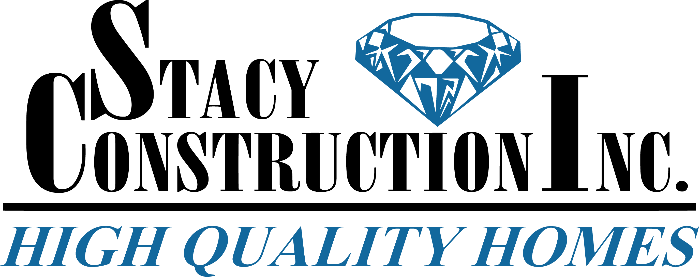 Stacy Construction Inc. | High Quality Homes | Logo